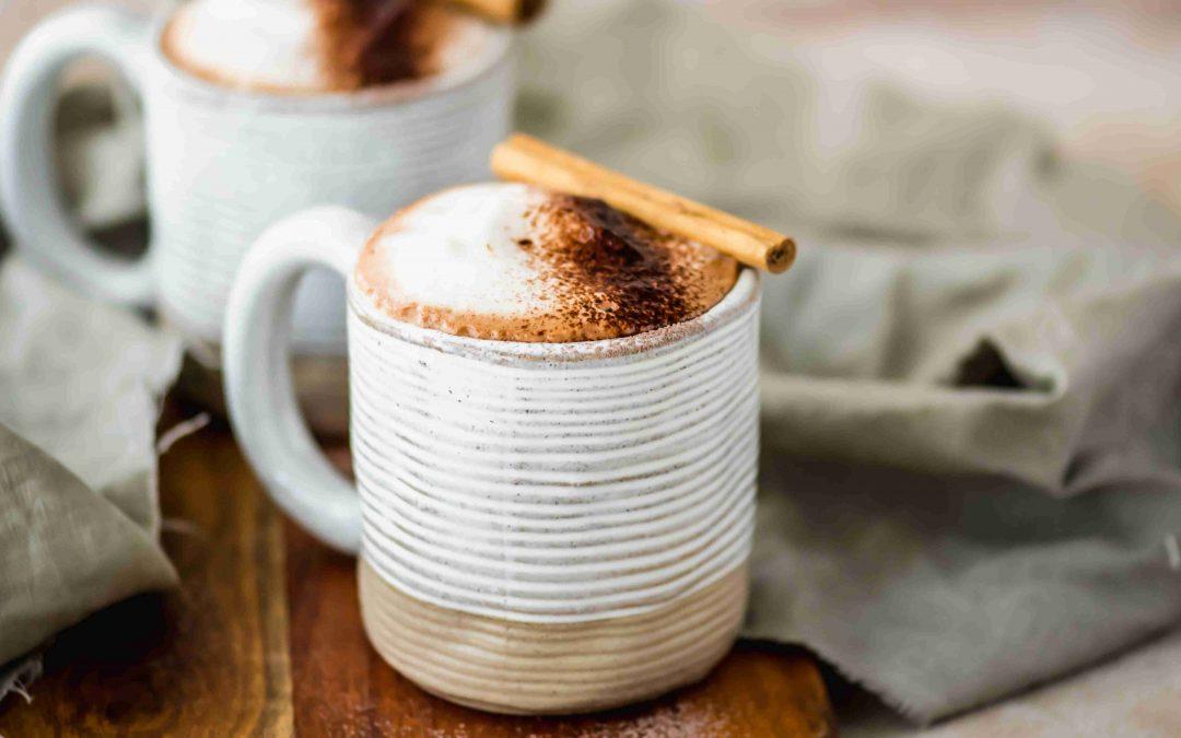 Healthy Hot Chocolate:  Winter Warmer Drink